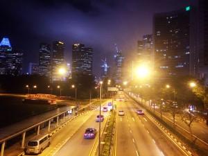 Магистраль Сингапура