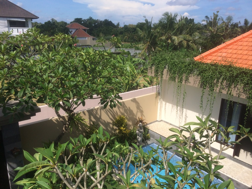 Вилла с бассейном на Бали
