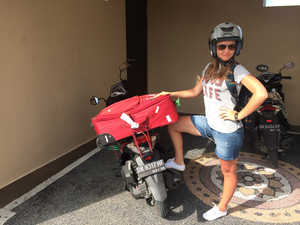 Аренда мотобайка на Бали