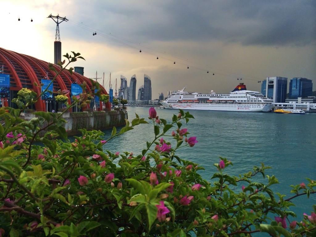 Остров Сентоза Сингапур