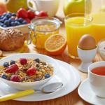 Вкусные полезные завтраки