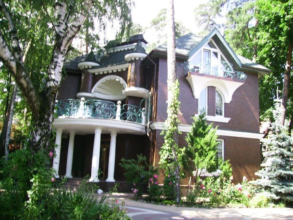 Дом в Серебряном бору