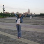 Рассказ о том, как я переехала в Москву