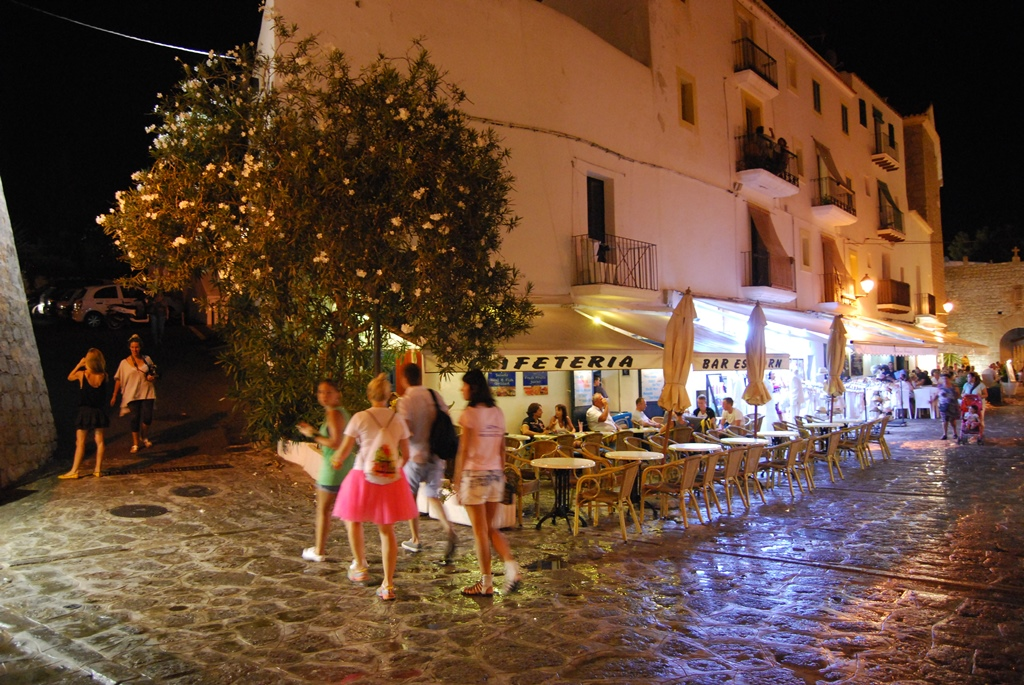 Город Ибица (Ibiza Town)