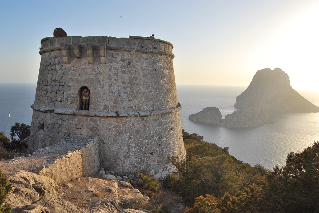 Пиратская башня Ибица