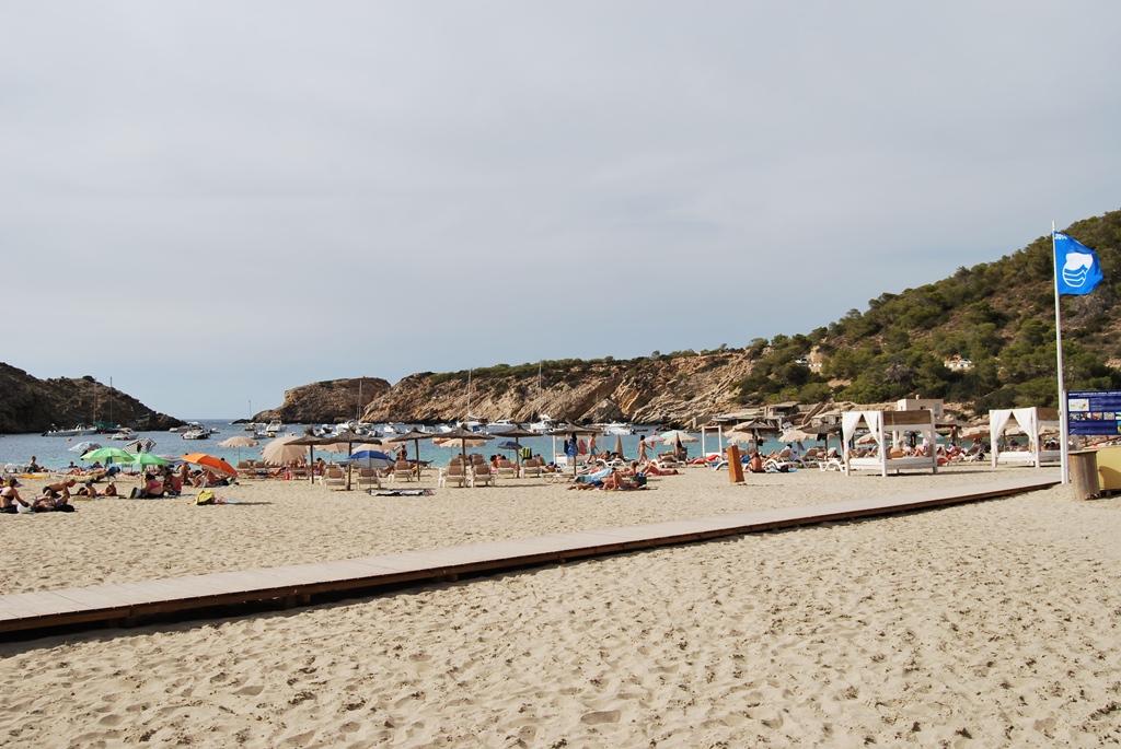 Пляж Ибица Cala Bassa