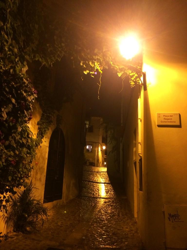 Прогулка по городу Ибица