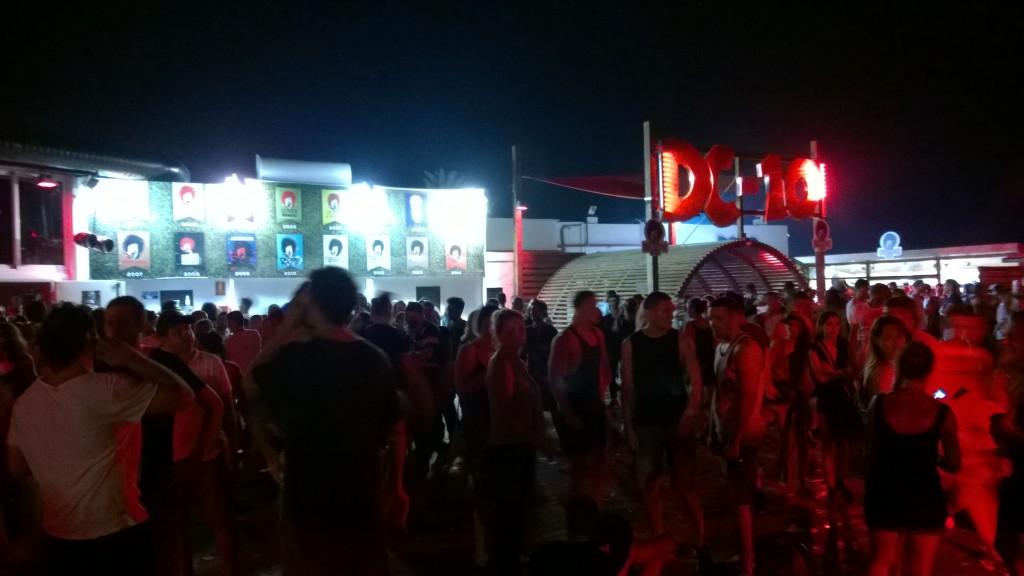Клуб DC-10 Ibiza