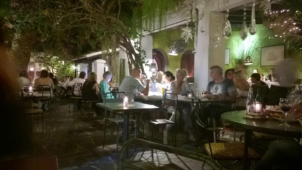 Ресторан на Ибице La Brasa