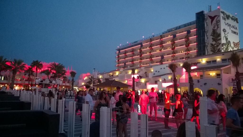 Prodigy - Ushuaia Ibiza 19.09.14