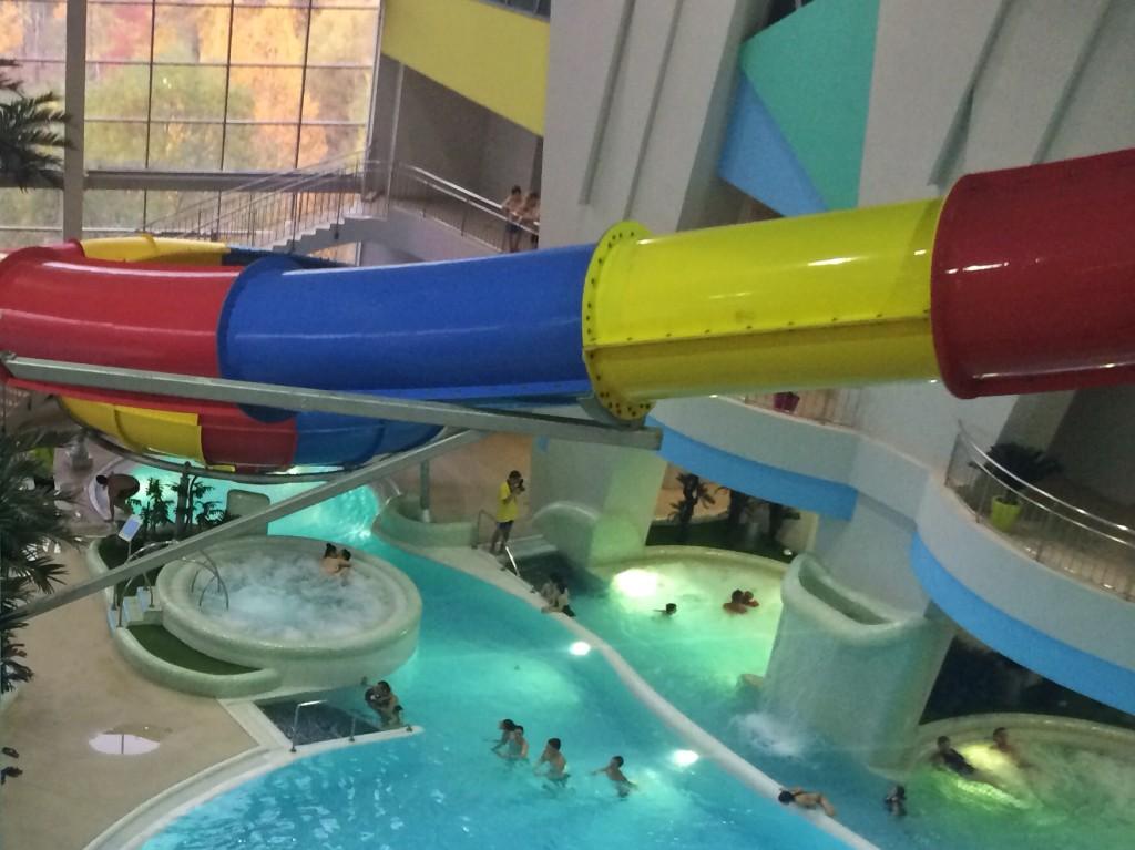 Отзыв об аквапарке в Москве - Мореон