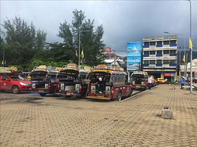 Порт Натон Самуи
