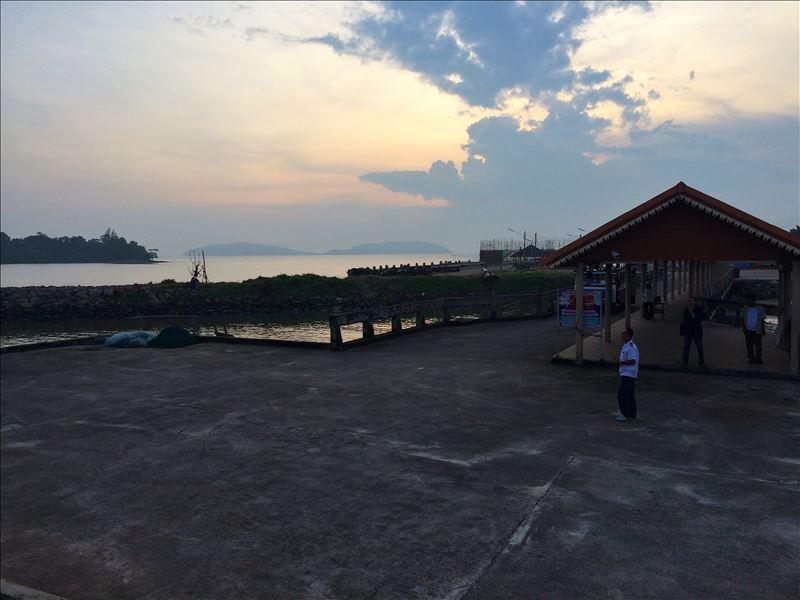 Порт в Чумпхоне