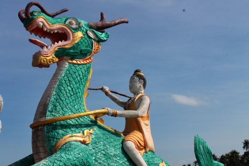 Достопримечательность Самуи - Биг Будда