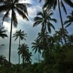 Живописное место на острове Самуи