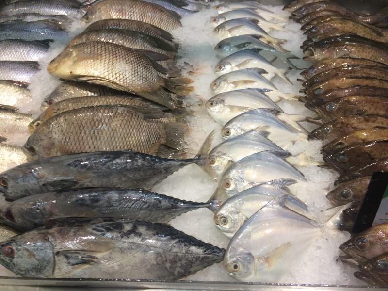 Рыба в Таиланде