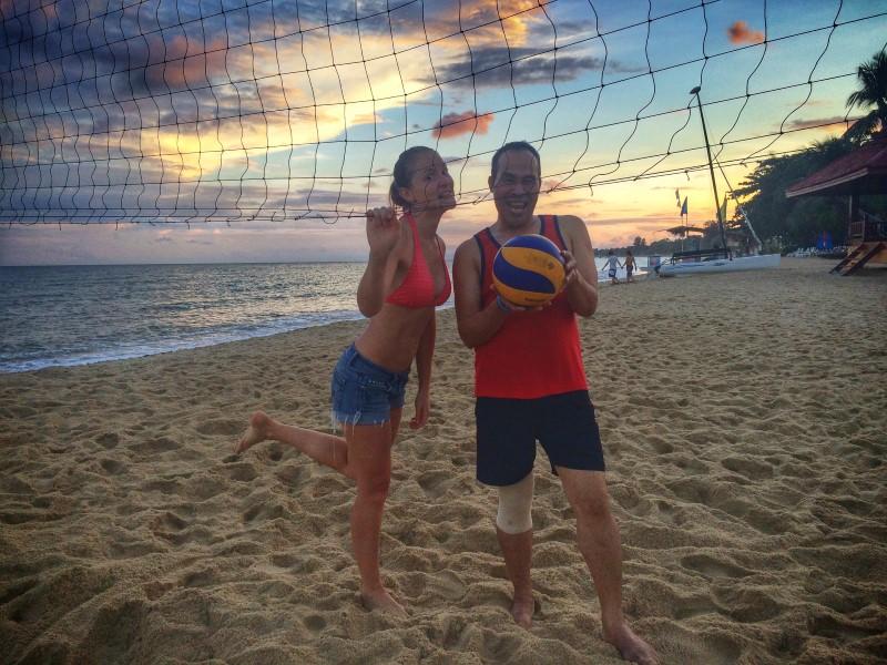 Волейбол на Ламаи