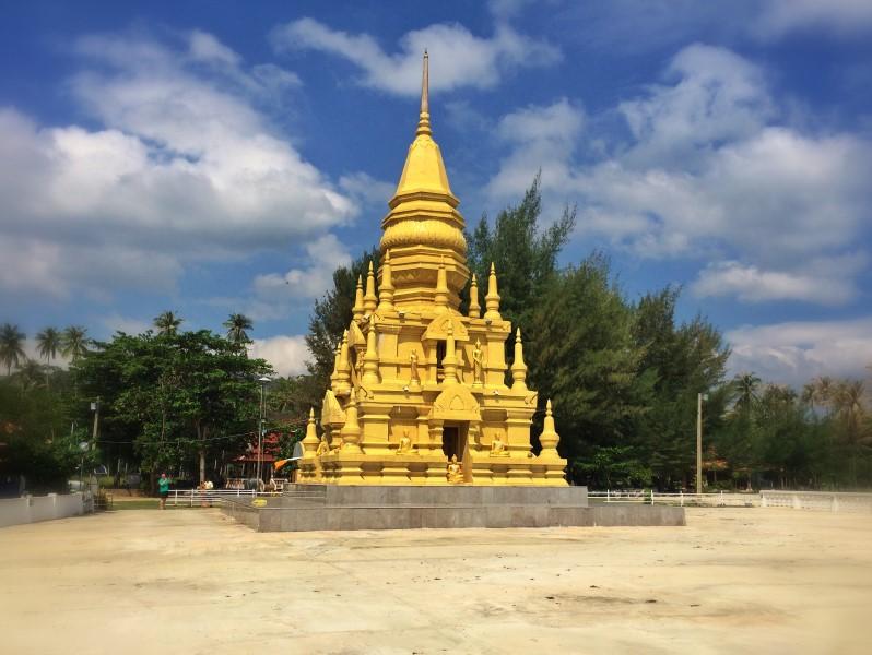 Достопримечательность Самуи - пагода Лаем Сор