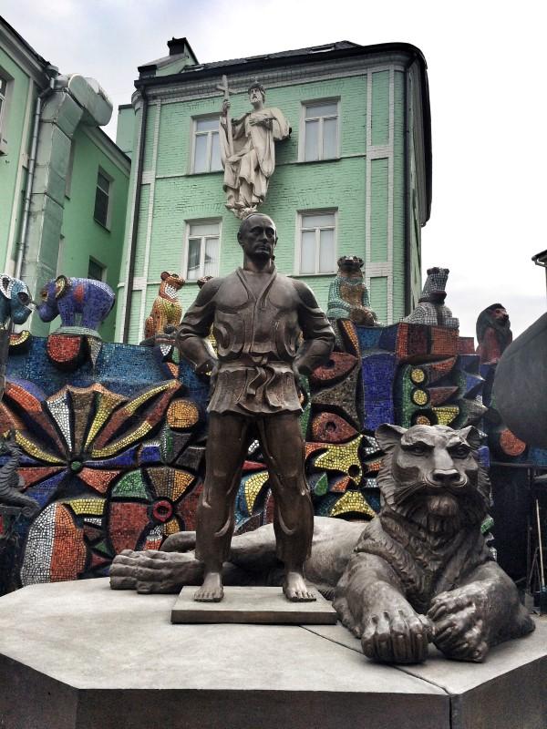 Музей-мастерская З.Церетели