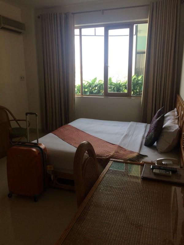 Отель в Хошимине Evergreen