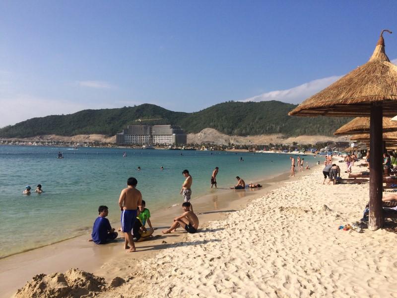 Остров развлечений Vinpearl во Вьетнаме Нячанг