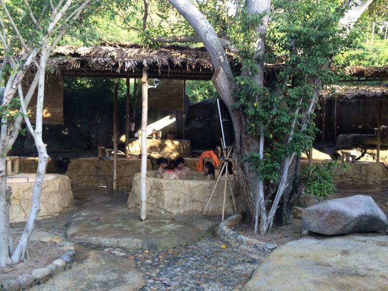 Минеральные источники Нячанг i-resort