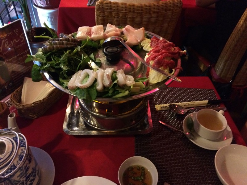 Вьетнамская кухня в Нячанге