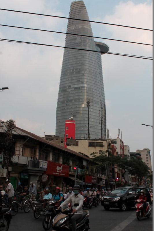Башня Bitexo Хошимин