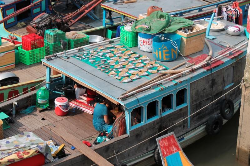 Экскурсия в дельту Меконга