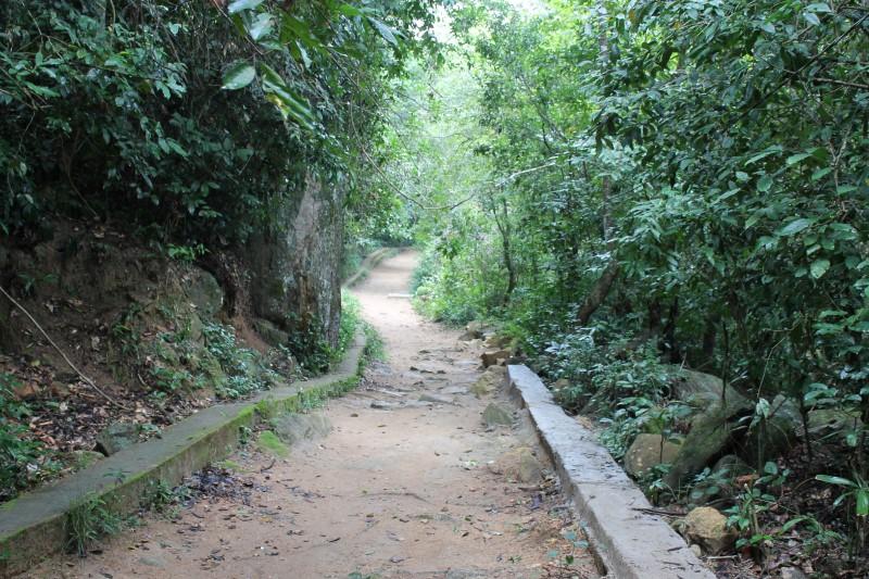 Достопримечательность Нячанга - водопады Ба Хо