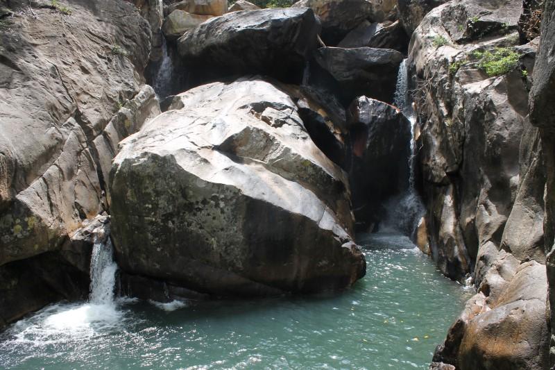 Достопримечательность Нячанга - водопад Ба Хо