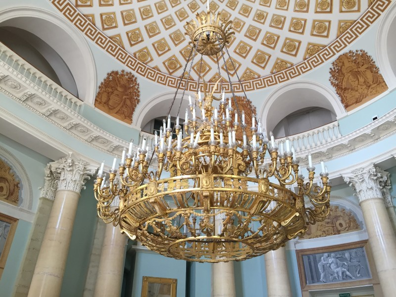 Усадьба Архангельское - дворец