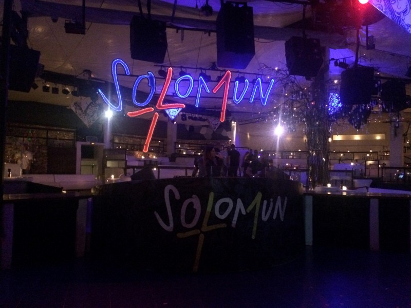 Solomun +1 Opening Party