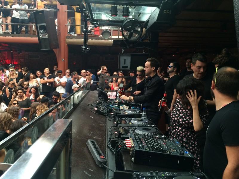 Amnesia Opening Party 2015 - Maceo Plex