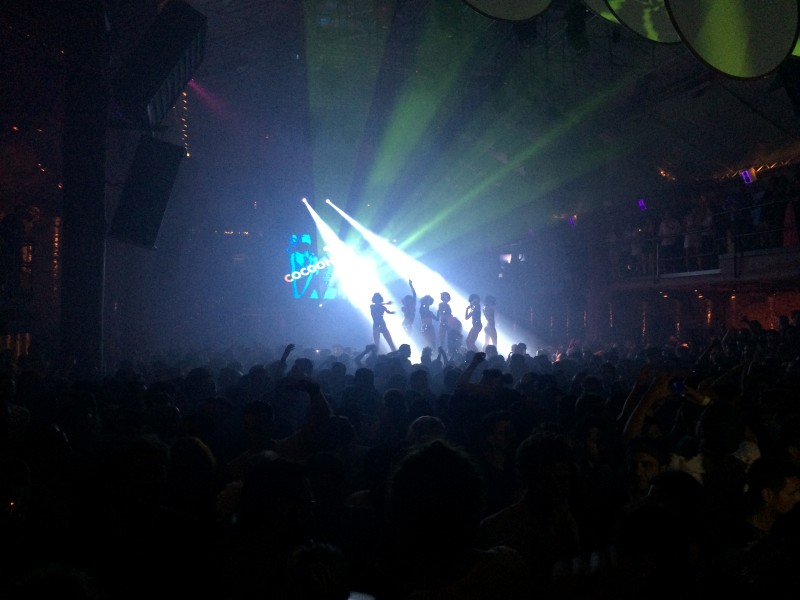 Amnesia Opening Party 2015