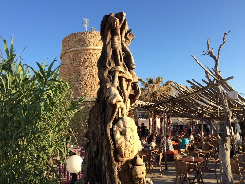 Kumharas Ibiza - Закат