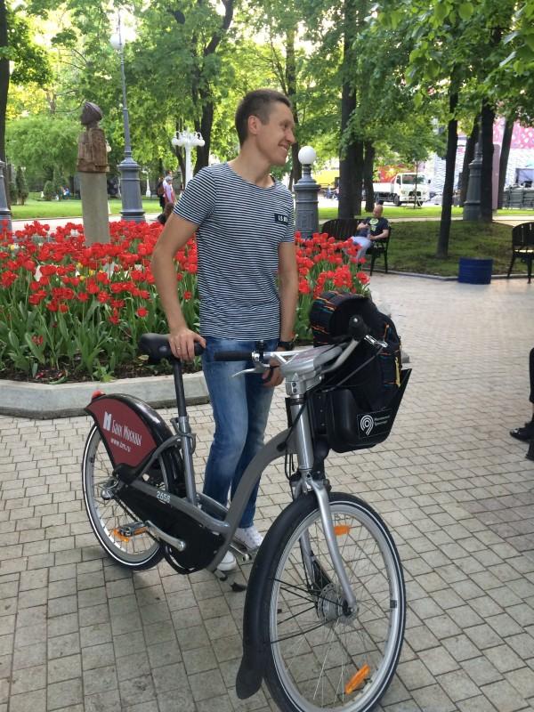 Velobike Прокат городских велосипедов в Москве
