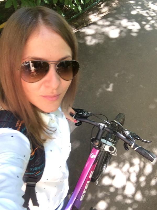 На работу на велосипеде в Москве