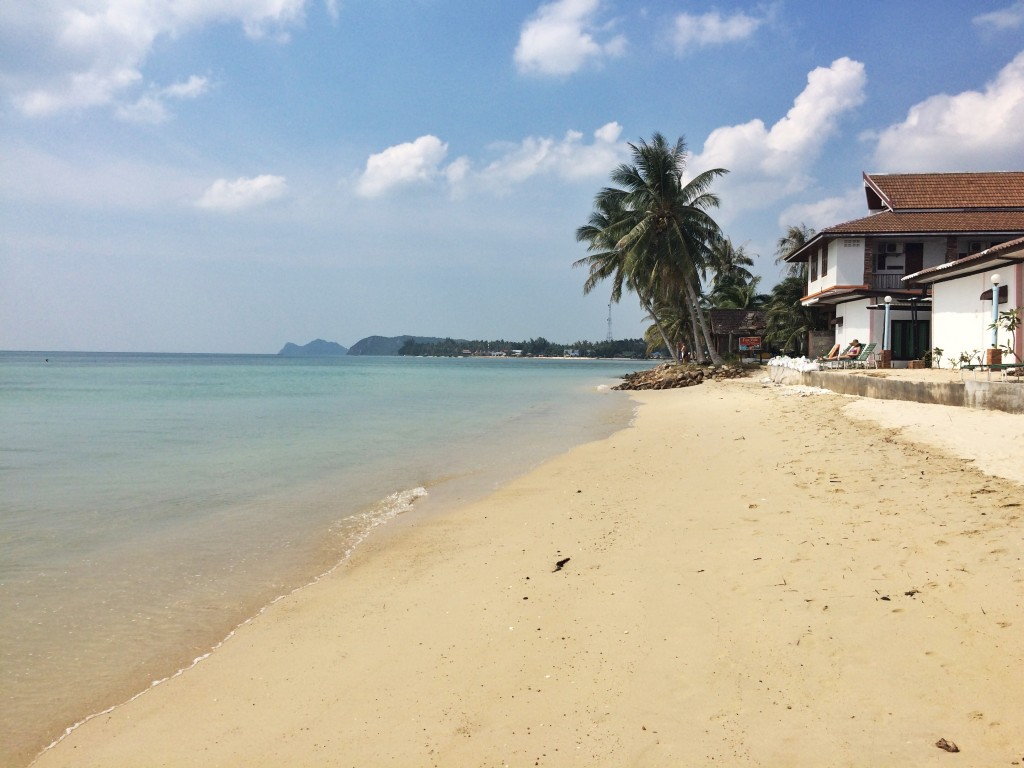 Пляж Baan Tai Панган