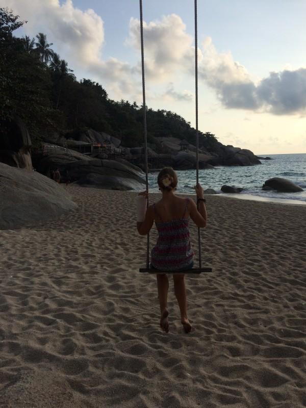Пляж Haad Yuan Панган