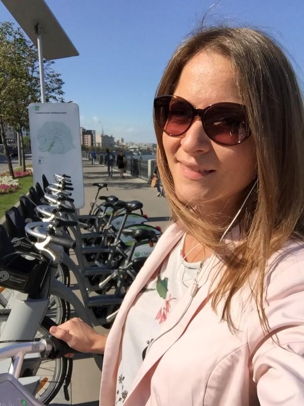 Сервис московских велопарковок
