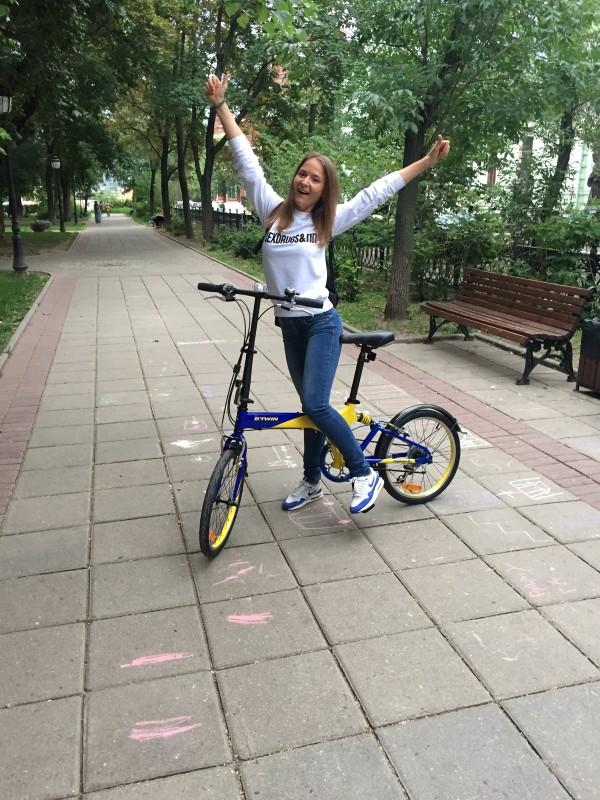 Отзыв о велосипеде Btwin