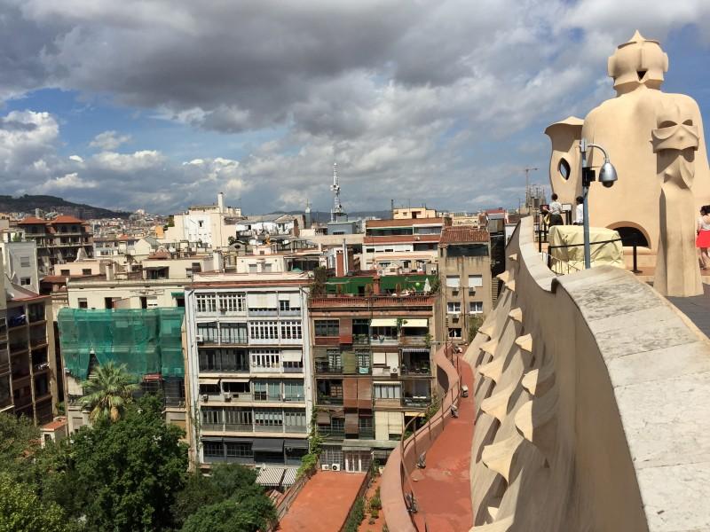 Достопримечательность Барселоны - Ла Педрера, Дом Мила