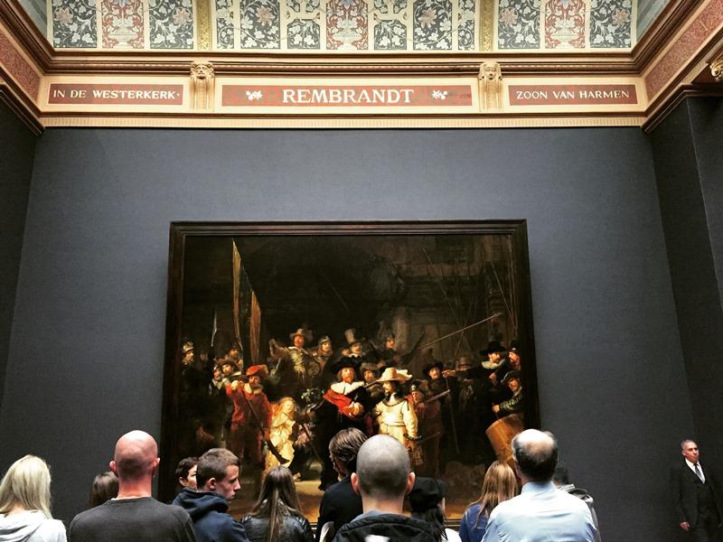 Культурная программа Амстердам