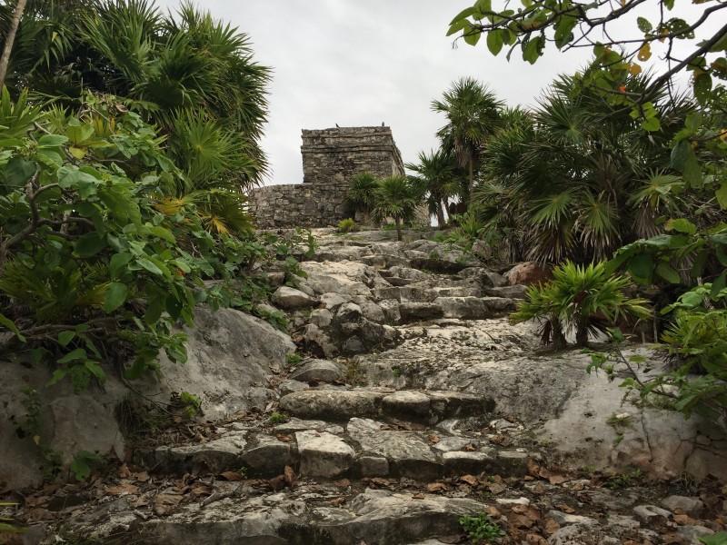 Тулум в Мексике