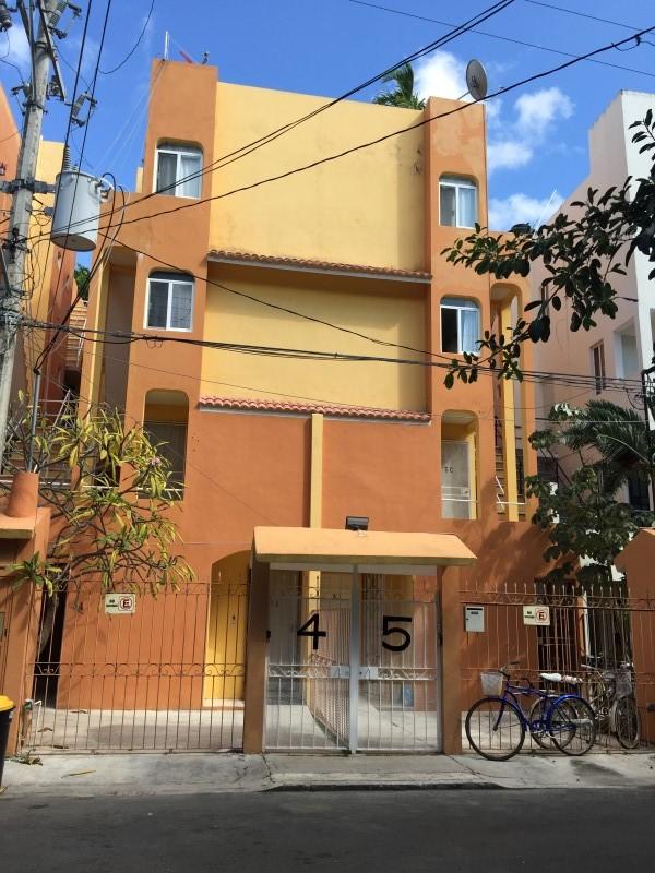 Апартаменты в Мексике Плайя-дель-кармен