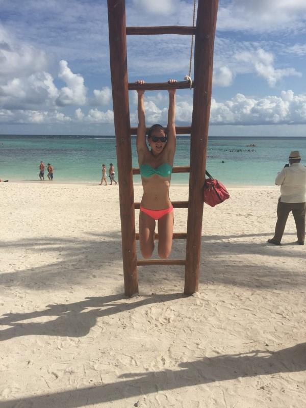 Пляжи Мексики