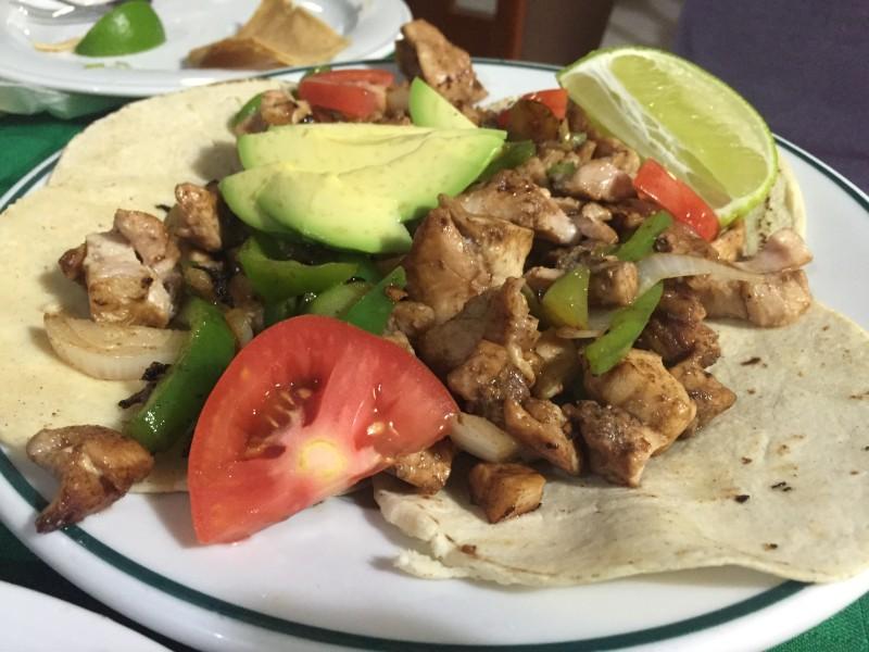 Питание в Мексике