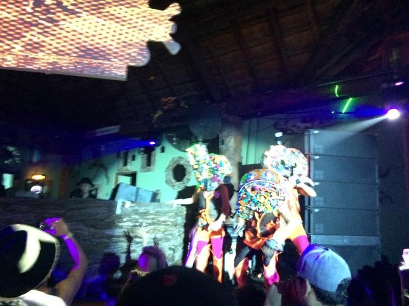BPM фестиваль в Мексике