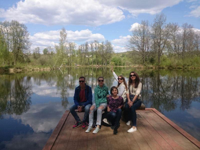 Путешествие в Середниково